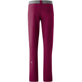 Maier Sports Norit 2.0 Pantalones Mujer, red plum